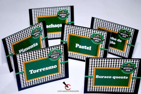 plaquinha-para-petisco-boteco-verde-e-branco