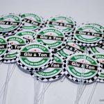 Topper-para-doce-tema-Heineken