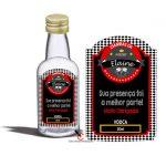 Garrafinha-de-50-ml-tema-boteco-vermelho-e-preto