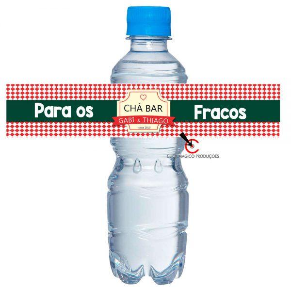Rotulo-personalizado-para-agua-boteco-vermelho-e-branco