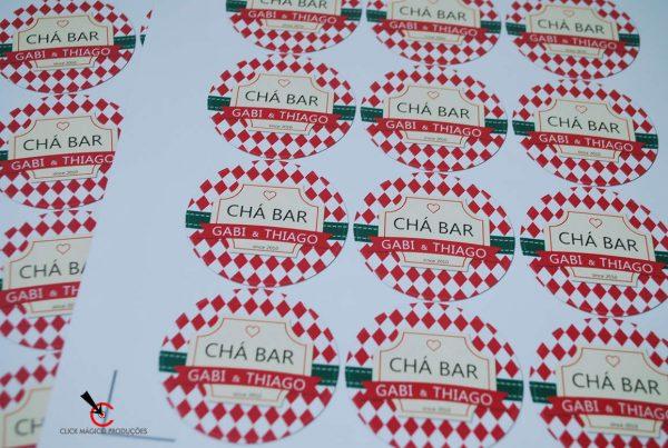 rotulo-adesivo-para-latinha-e-tubet-chá-bar-vermelho-e-branco