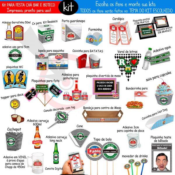 Kit-boteco-itens-para-escolha click-mágico-SEM-PREÇO