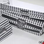 bandeja de papel personalizada