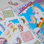 lembrancinha infantil unicornio