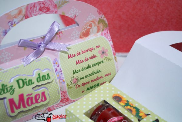 lembrancinha personalizada Dia Das Mães