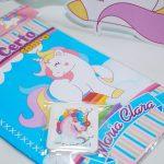 unicornio album de figurinhas
