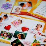 Dia das mães lembrança fotográfica