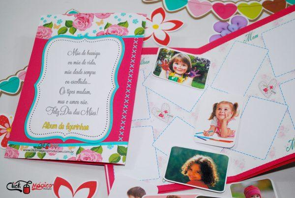 Recordação album Dia das mães