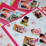 album de figurinhas Dia das mães