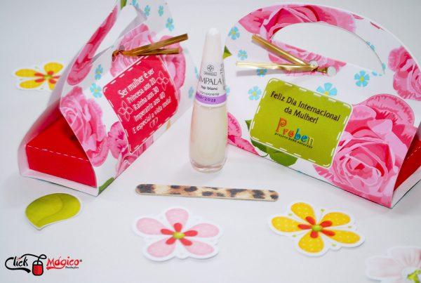 brinde Dia das mães esmalte
