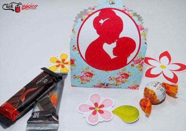 brinde sascolinha Dia das mães