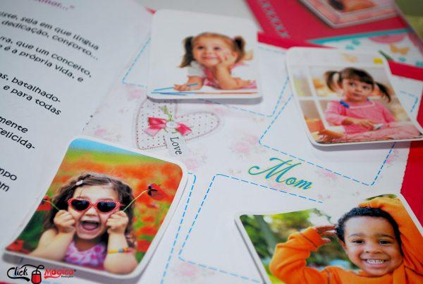 foto cartão Dia das mães