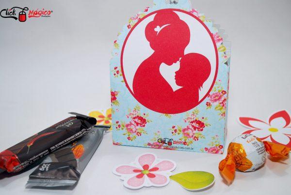 sacolinha brinde Dia das mães