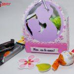 sacolinha para lembracinha Dia das mães