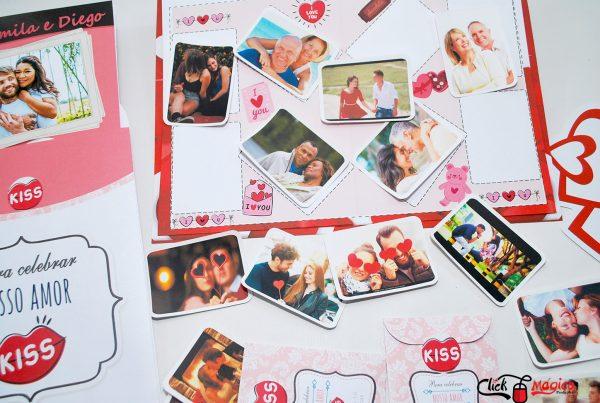 Dia dos Namorados com fotos