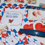 Dia dos Namorados presente personalizado