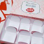 caixa personalizada para doce Dia dos Namorados