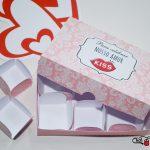 caixinha personaliada Dia dos Namorados