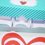 caixinha personalizada para docinhos Dia dos Namorados
