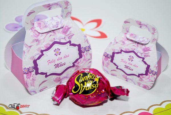 mini caixinhas Dia das mães