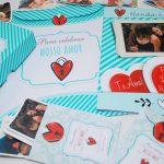 presente com fotos Dia dos Namorados