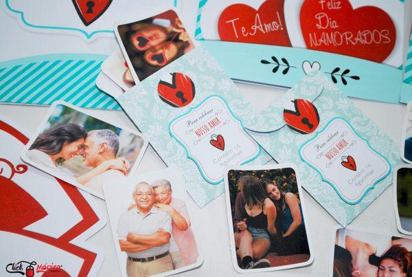 presente com fotos LGBT Dia dos Namorados