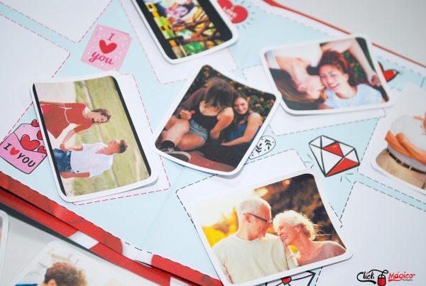 presente com fotos personalizado para o Dia dos Namorados