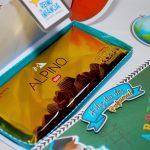 caixa para chocolate Dia dos professores