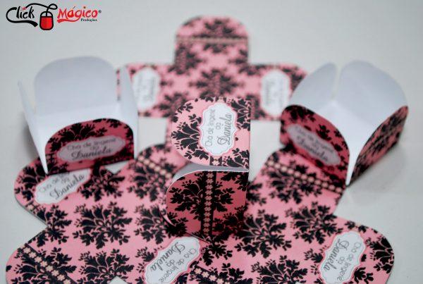 forminha para decoração chá de lingerie