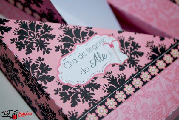 guardanapo personalizado chá de lingerie