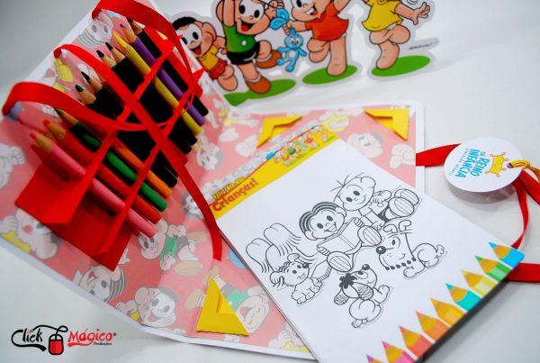 infantil kit de colorir