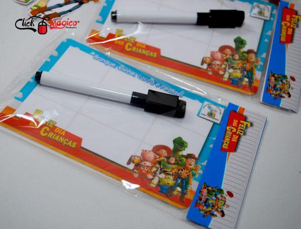 jogo da velha para escola Dia das Crianças toy story