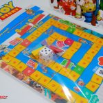 jogo de tabuleiro Toy Story