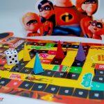 jogo tabuleiro personalizado Os incriveis