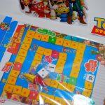 joguinho de tabuleiro Dia das crianças