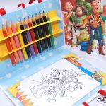 kit de colorir Dia das Crianças
