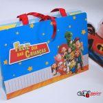 lembrancinha Dia das Crianças Toy Story