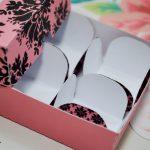 lembrancinha personalizada chá de lingerie
