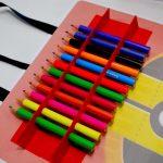maletinha de colorir os incríveis