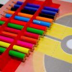 os incríveis desenhos de colorir