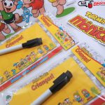 recordação escolar para o Dia das Crianças