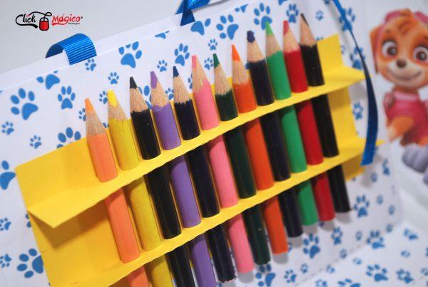 revistinha de colorir Patrulha canina
