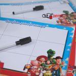 lembrança personalizada dia das crianças Toy Story