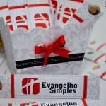 mini lixa personalizada para igreja dia da mulher
