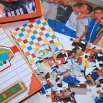 quebra cabeça recordação escolar