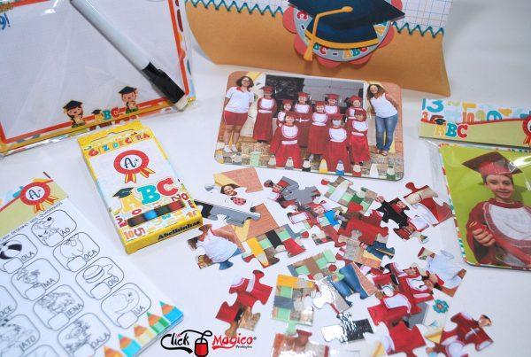 recordação para formatura infantil
