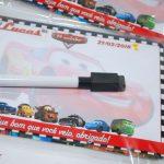 festa personalizada carros disney