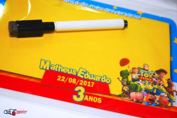 lembrança infantil toy story