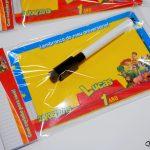 lousinha personalizada toy story