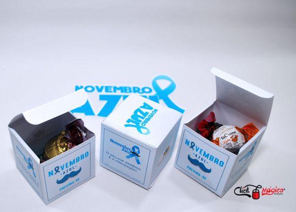 caixa para brindes novembro azul